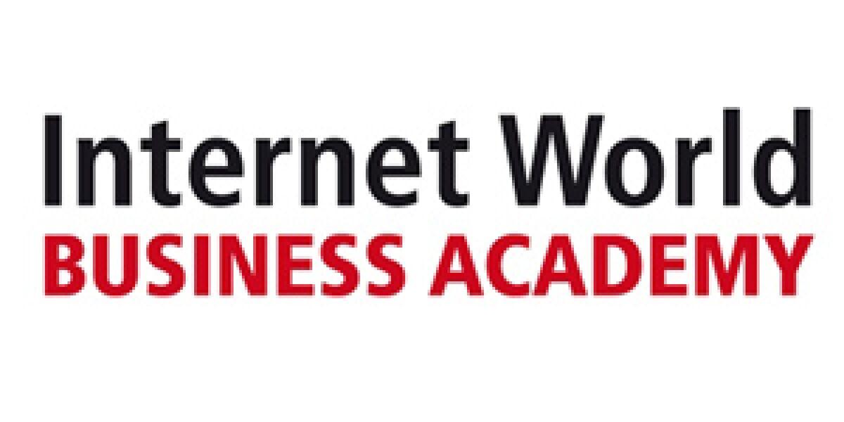 INTERNET WORLD Business startet eigene Akademie