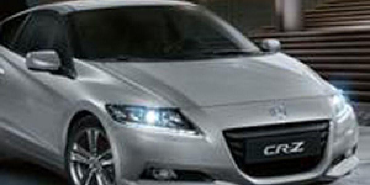Wirksamkeit von Formaten bei Automobilwerbung (Foto: Honda)