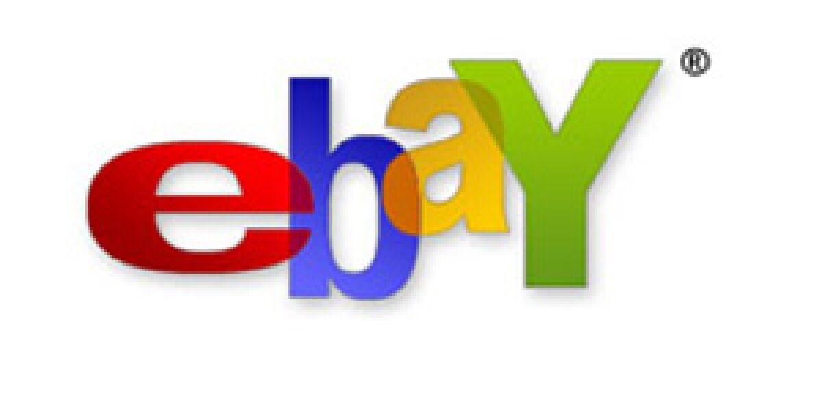 eBay steigert Gewinn um 26 Prozent