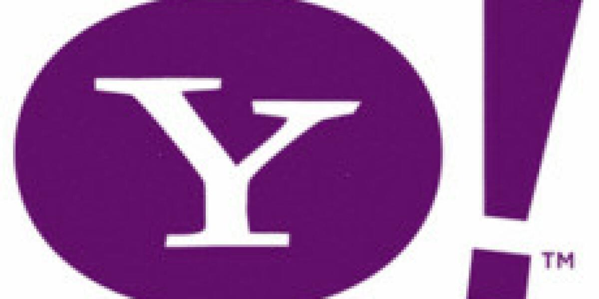 Yahoo-Suche zeigt bing-Ergebnisse