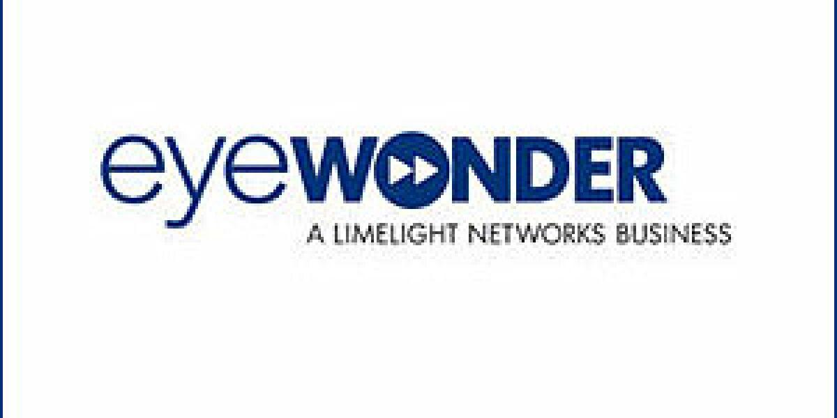 EyeWonder bietet neue Lösung für Predictive Targeting