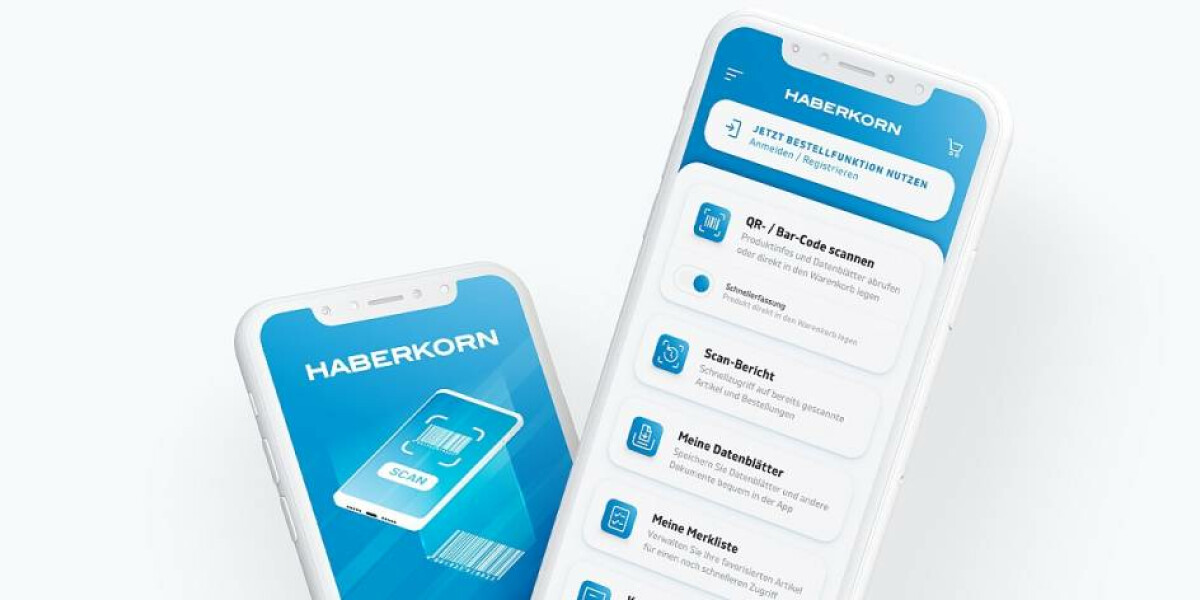 Haberkorn Mobile App