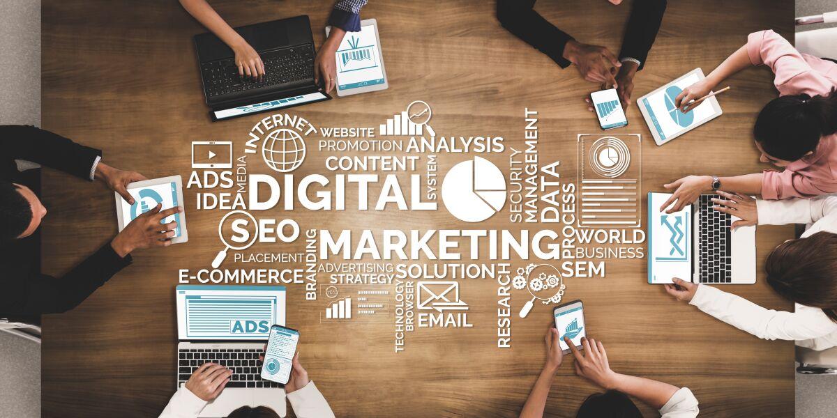 Online-Marketing-Bereiche