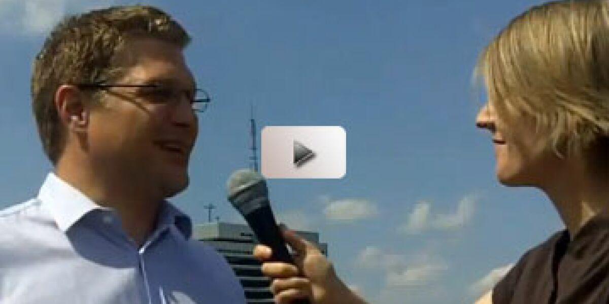 Oliver Busch von ad pepper media im Interview