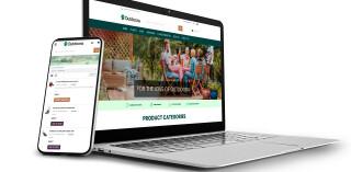 Sana Commerce Cloud B2B Lösung für Headless Commerce