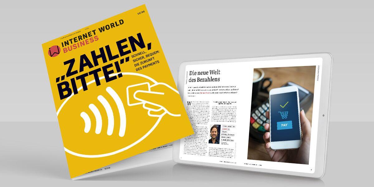 Internet World Business Ausgabe 12/2020
