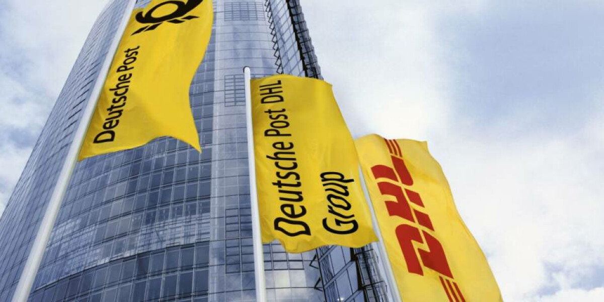 DHL - Flaggen DPDHL Group