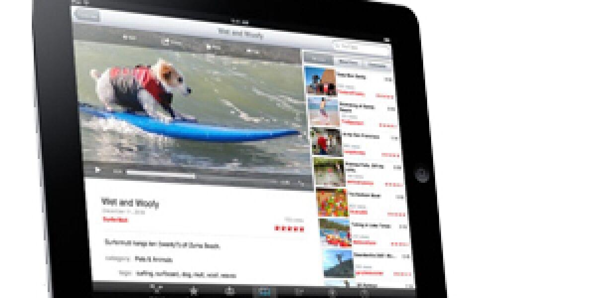 TV fürs iPad