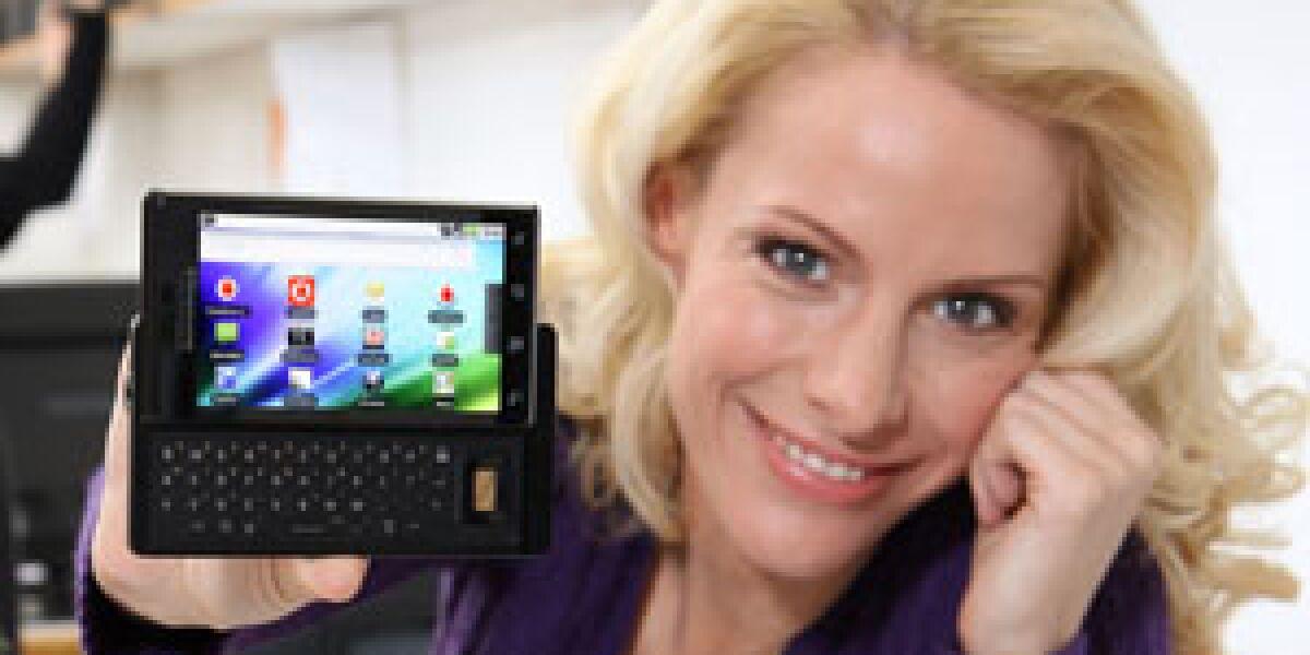 Internetnutzung auf dem Handy (Bild: vodafone.de)