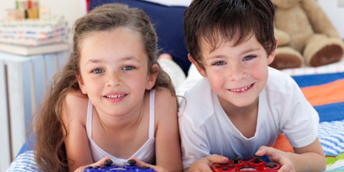 Internetnutzung der 6 - bis 13-Jährigen (Foto: clipdealer/SeanPrior)