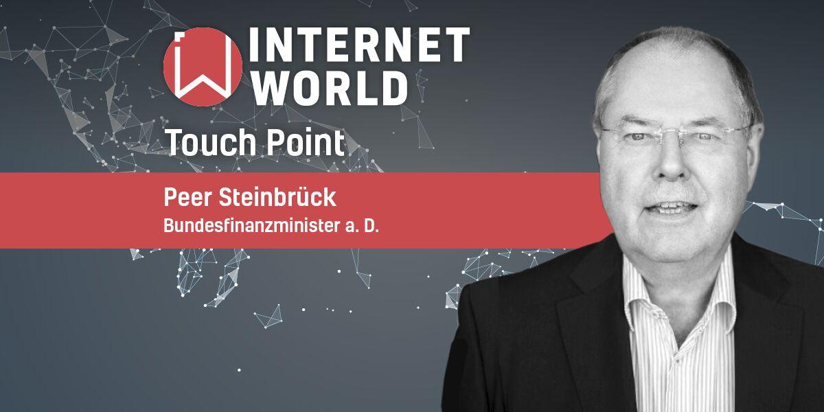 Touch Point mit Peer Steinbrück