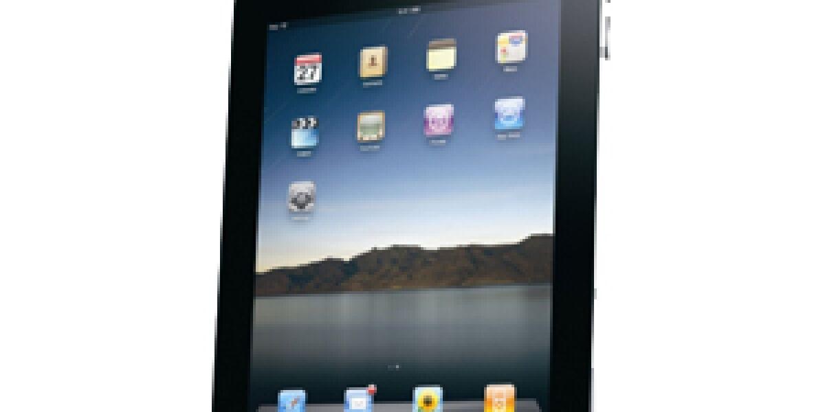 Liebäugelt Apple mit iPad in kleiner Version?