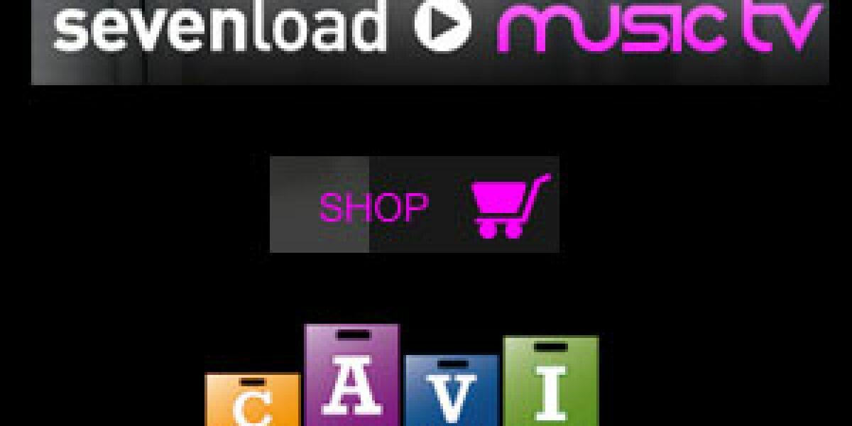 sevenload setzt auf In-Video-Shopping mit Cavi