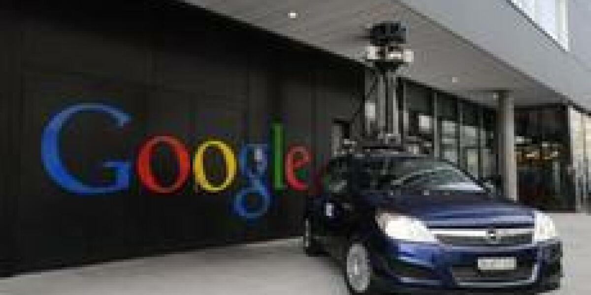 Häuser bei Google Street View unkenntlich machen
