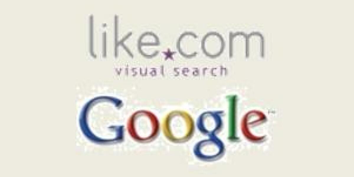 Google übernimmt like.com