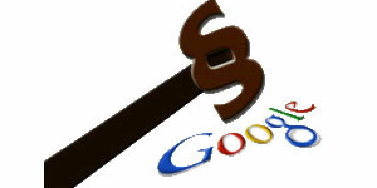 Kartellamt prüft Beschwerden gegen Google