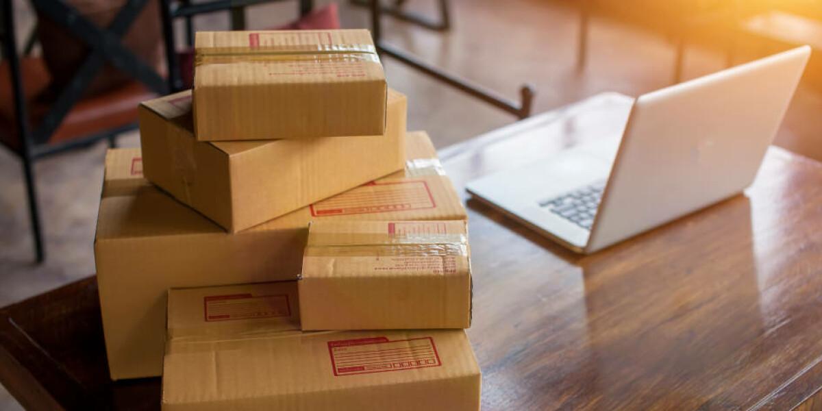 Tisch Laptop Pakete Online-Händler