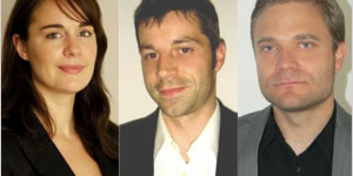 Drei Neue fürs Business Management
