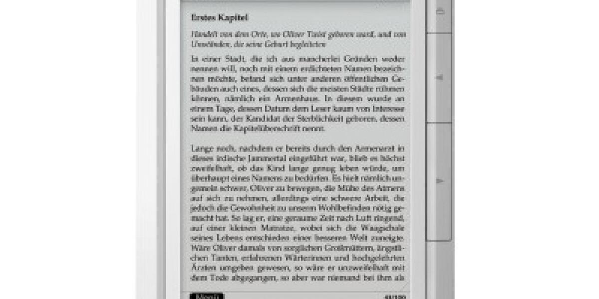 buch.de startet eigenen Reader für e-Books Oyo