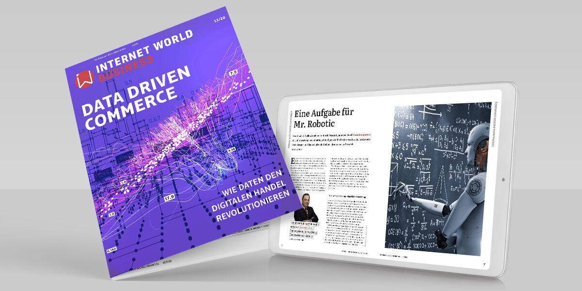 Internet World Business Ausgabe 13/2020