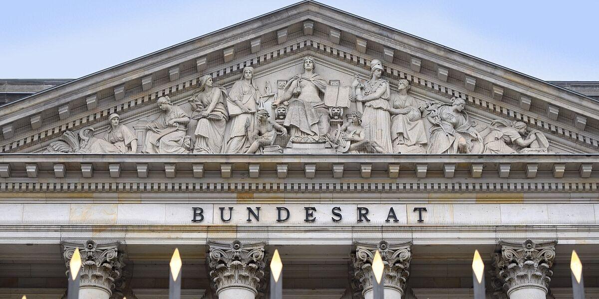 Bundestratsgebäude in Berlin