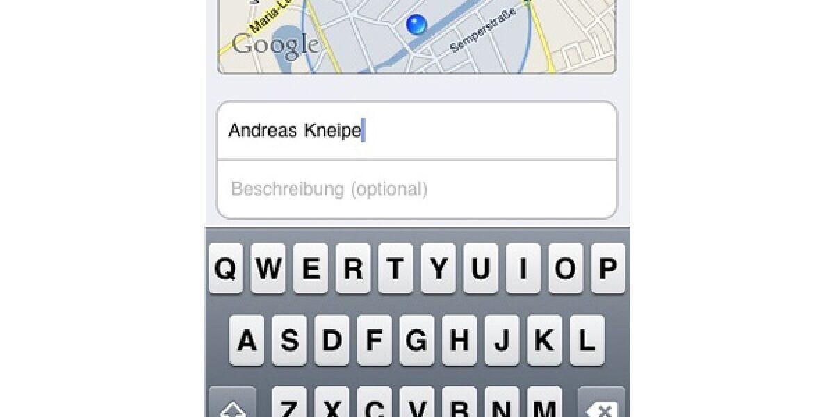 Facebook bringt Lokalisierungdienst nach Deutschland