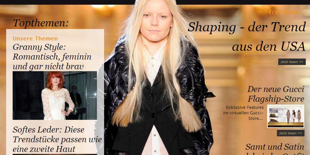 aha.de startet Fashion-Magazin