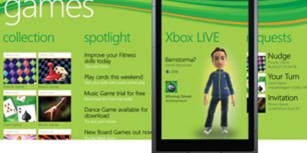 Microsoft launcht Windows Phone 7