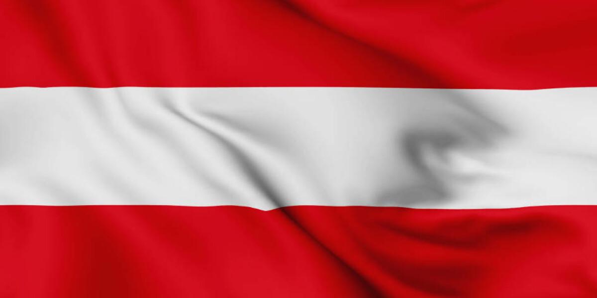 Oesterreich-Flagge