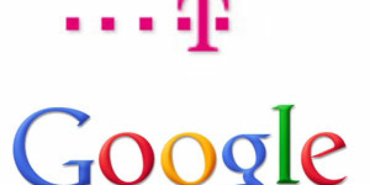 Telekom stellt Google als mobile Standardsuche ein