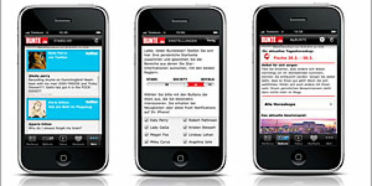 Condé Nast und Burda lassen sich App-Nutzung bezahlen