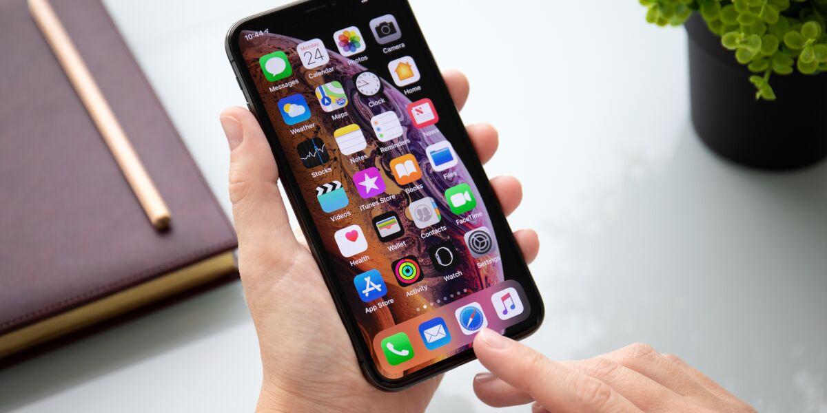 Apple Apps Smartphone iPhone