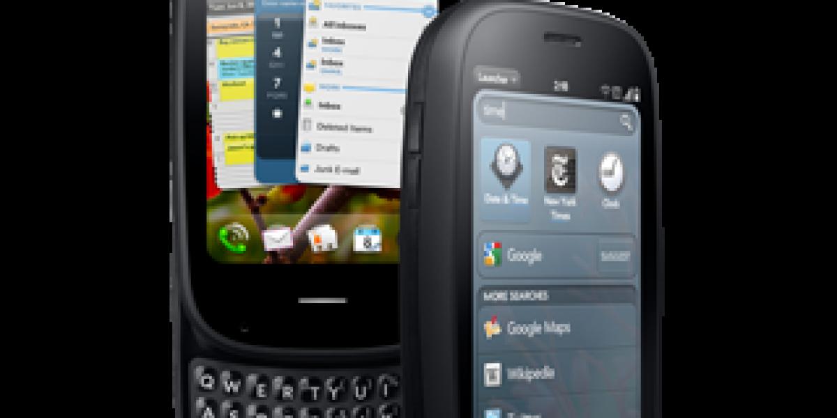 HP zeigt neues Smartphone