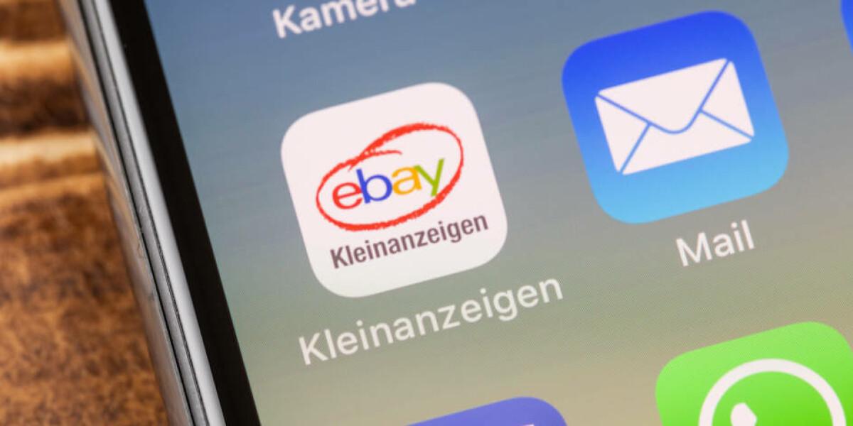 eBay Kleinanzeigen App