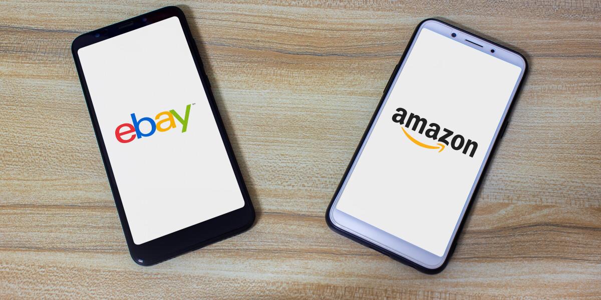 Amazon gegen eBay