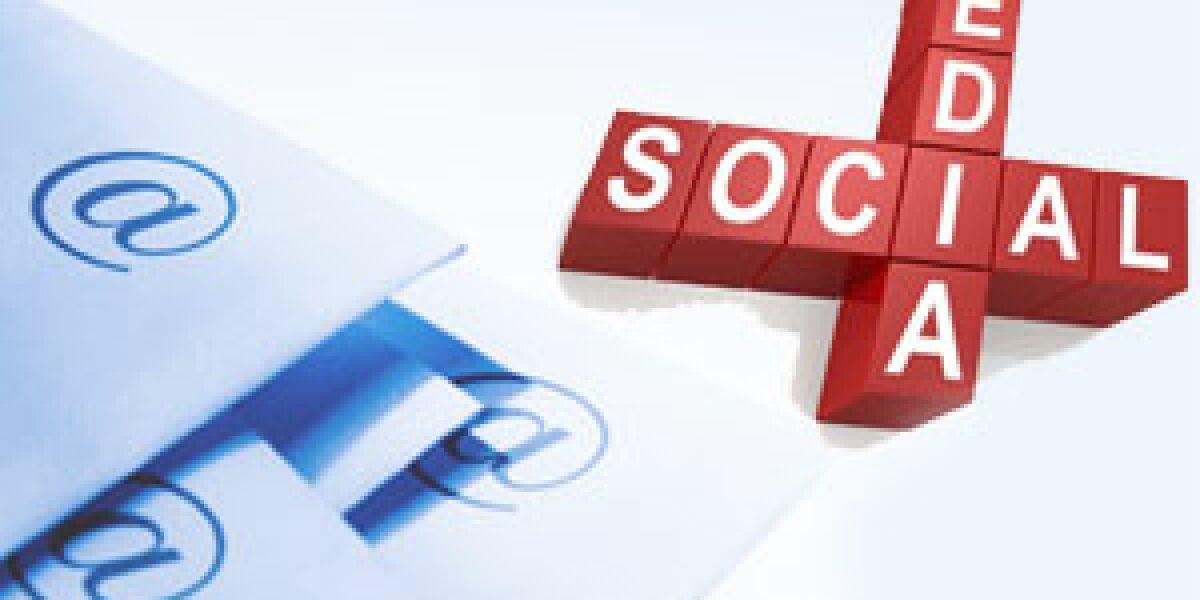 Social Media löst Mailmarketing nicht ab