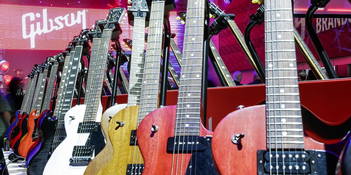 Gibson-Gitarren