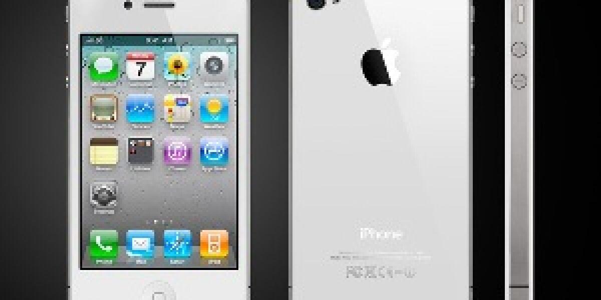 iPhone 4 im Apple-Store