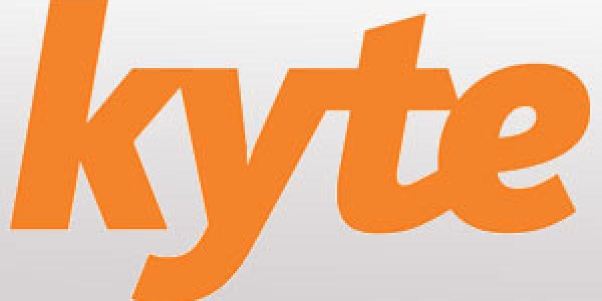 Kyte bietet Video-Livestreaming