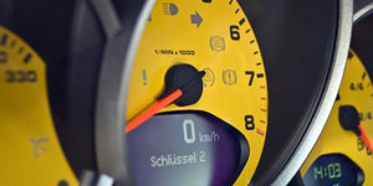 Nutzer mit schnellen Sites fangen Foto: Fotolia.com/Juergen Muehlig