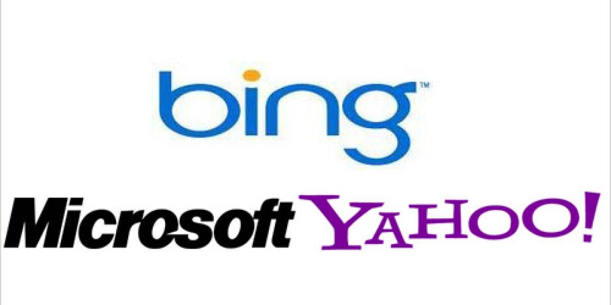 Microsoft liefert SEM-Anzeigen für Yahoo aus