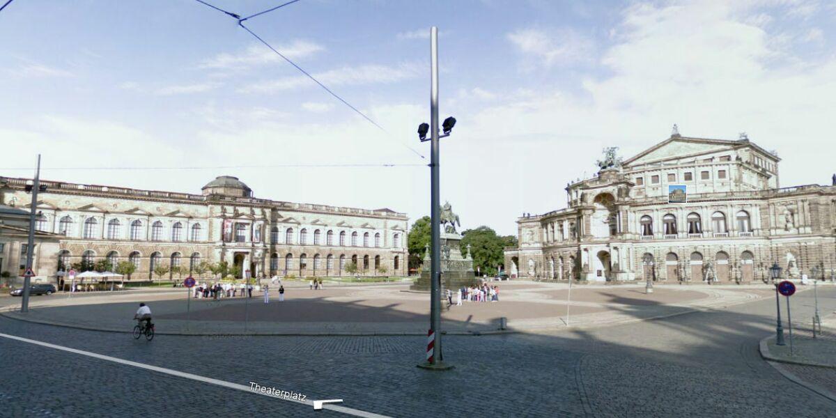 Google Street View liefert erste Deutschland-Bilder