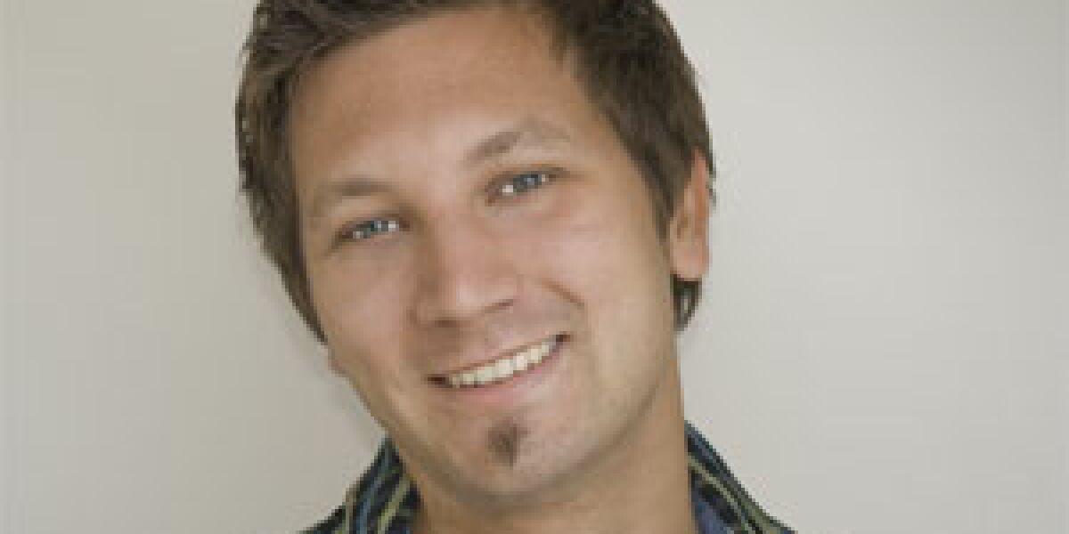 Michael Teichert steigt als Projektmanager ein