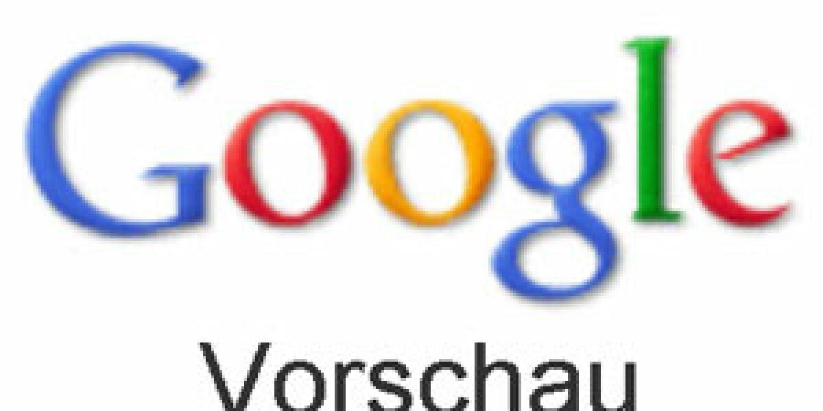 Google stellt Instant Preview vor