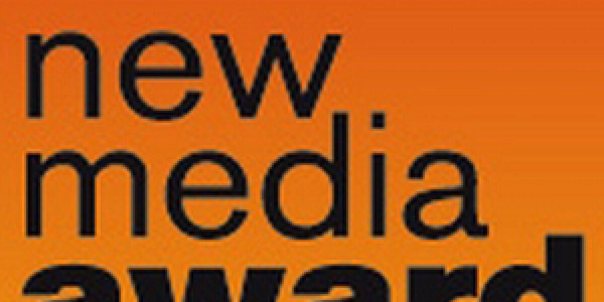 Start des new media award 2011