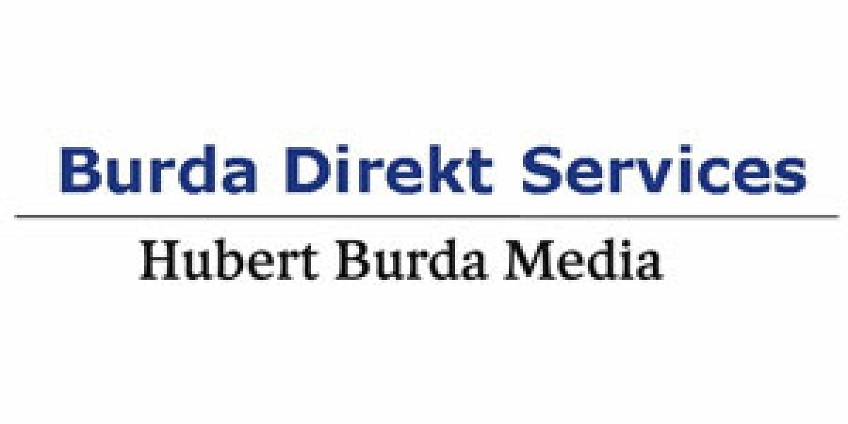 Hubert Burda Media gründet Burda Direkt Services