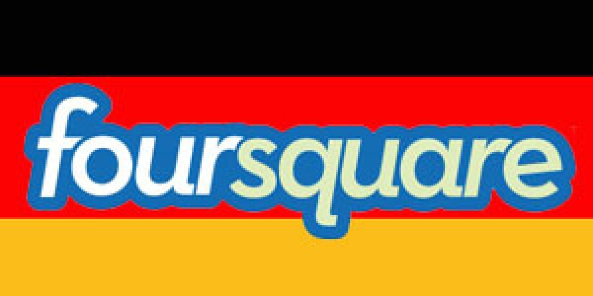 Foursquare startet in Deutschland