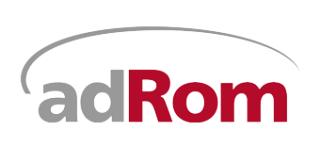 adRom-Logo