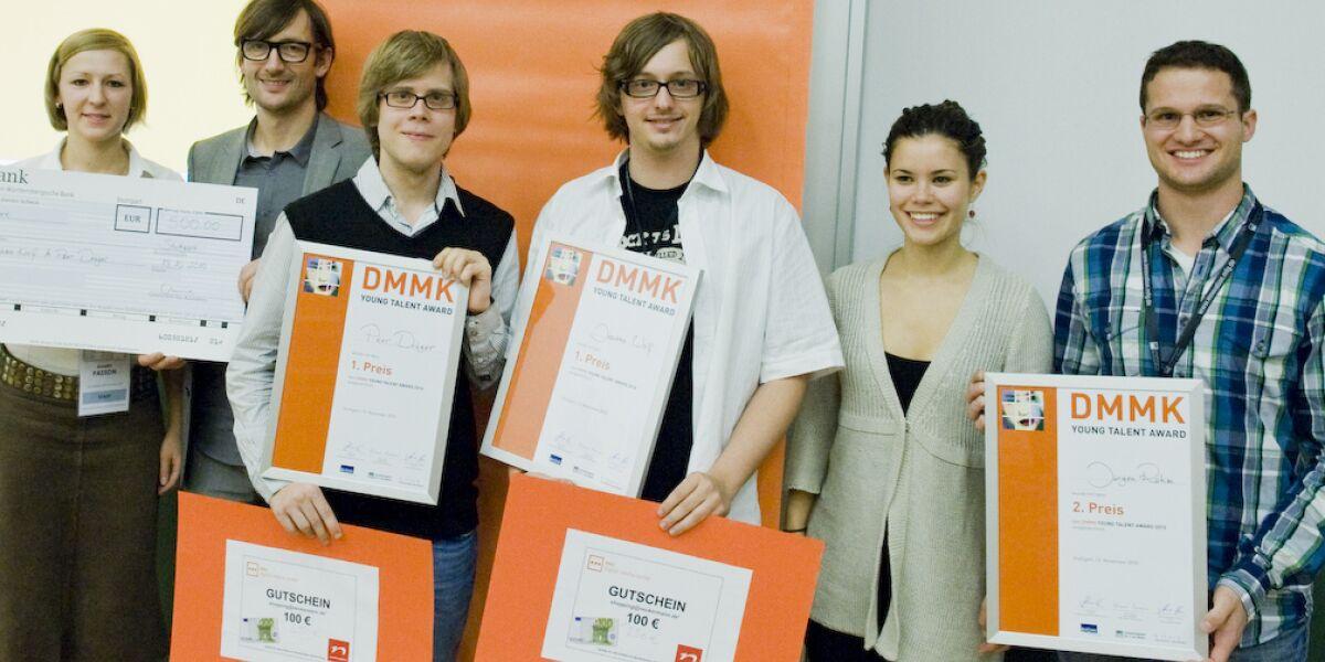 DMMK Young Talent Award