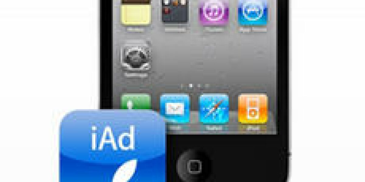 Apple bringt iAd nach Europa